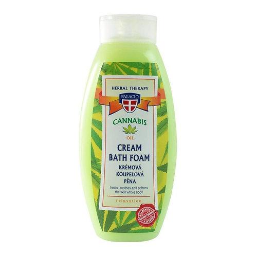 Cannabis Bade Schaumbad 500ml