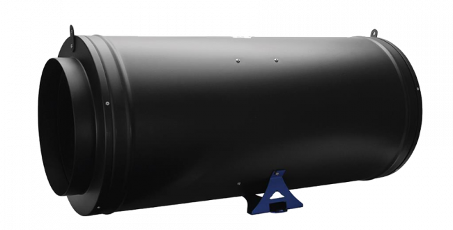 Mountain Air® Rohrventilator EC Whisper Silencer, 200 mm, 1205 m³/h, 75 W