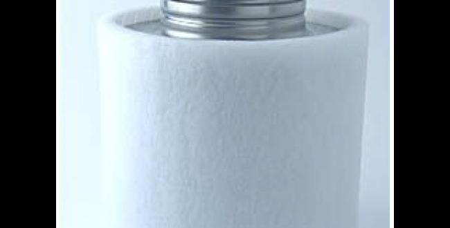 Aktivkohlefilter PROFESSIONAL LINE, für Lüfter bis 240 m³/h, inkl. Anschlussflan