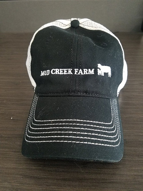 Mud Creek alt logo ball cap