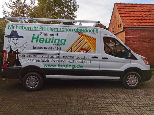 Zimmerei Heuing Heek