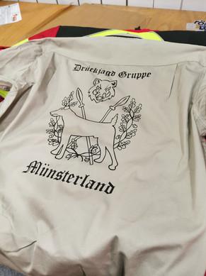 Drückjagd Gruppe Münsterland