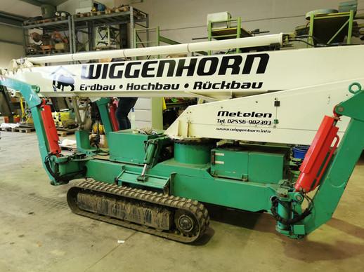 Hubsteiger Wiggenhorn Metelen