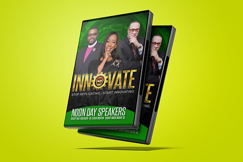Innovate 2k18 Noon Day Speakers DVD Set