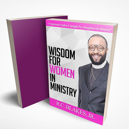 Wisdom for Women in Ministry