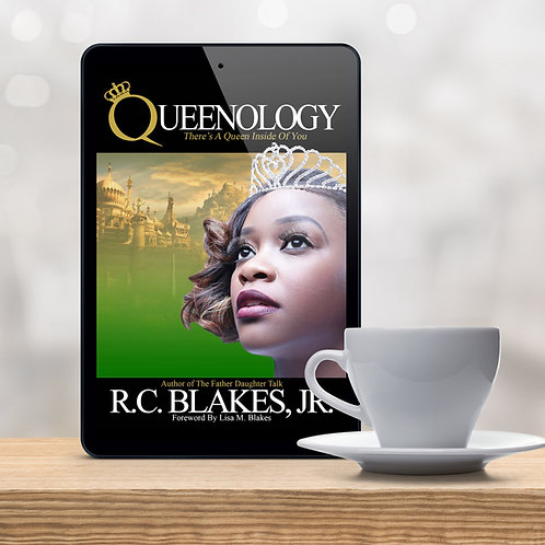 Queenology (eBook)- ePub Version (Must Download ePub Reader)