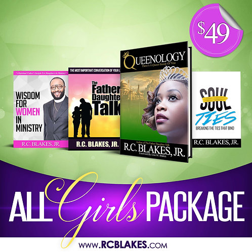 All Girls Package #3