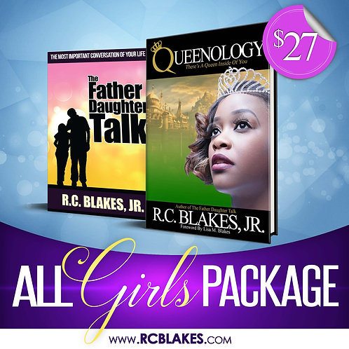 All Girls Package #1