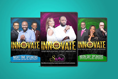 Innovate 2k18 Complete CD Set