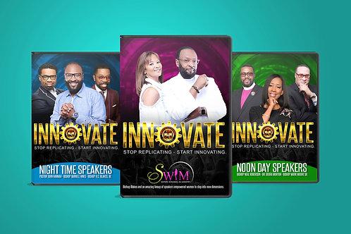 Innovate 2k18 Complete DVD Set