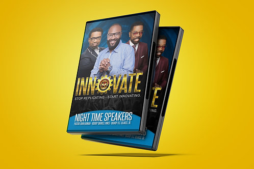 Innovate 2k18 Nightly Speakers DVD Set