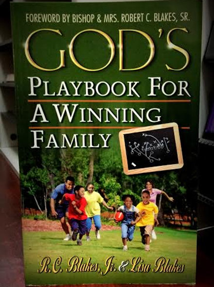 God's Playbook for a Winning Family