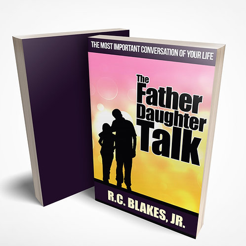 The Father Daughter Talk Book