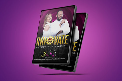 "Innovate 2k18 ""SWIM"" CD Set"