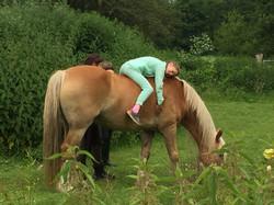 Kind op Paard