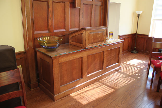 liturgical furniture, contemporary liturgical furniture