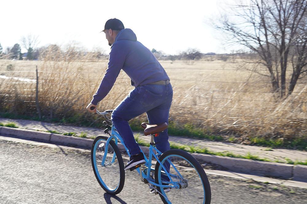 Bike Rentals at El Cosmico