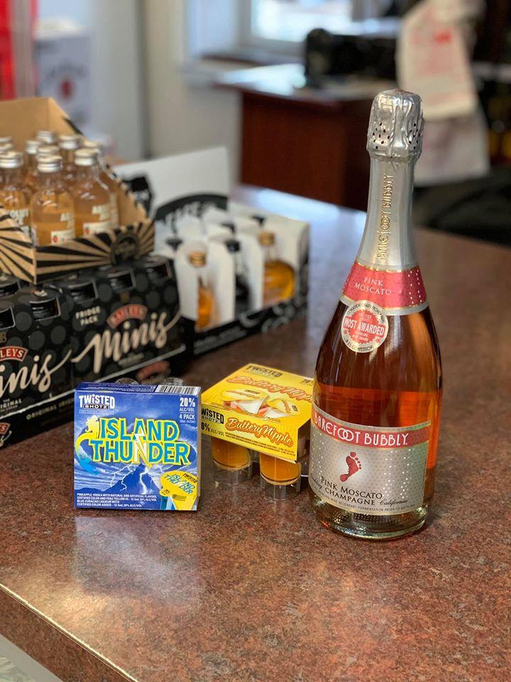Pre trip items for Girls Weekend Getaway