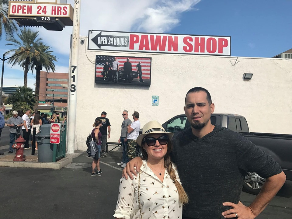 Pawn Stars- Travel Channel