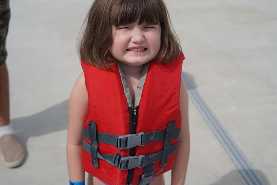 Life Vest at Epic Waterpark