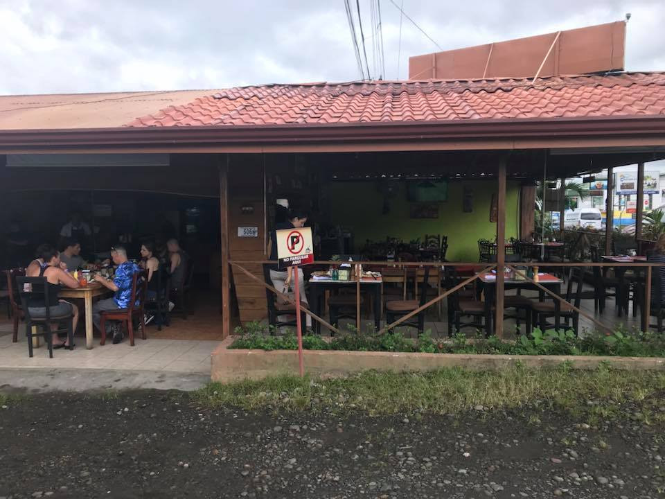 La Fortuna Waterfall, Hanging Bridges & Lunch