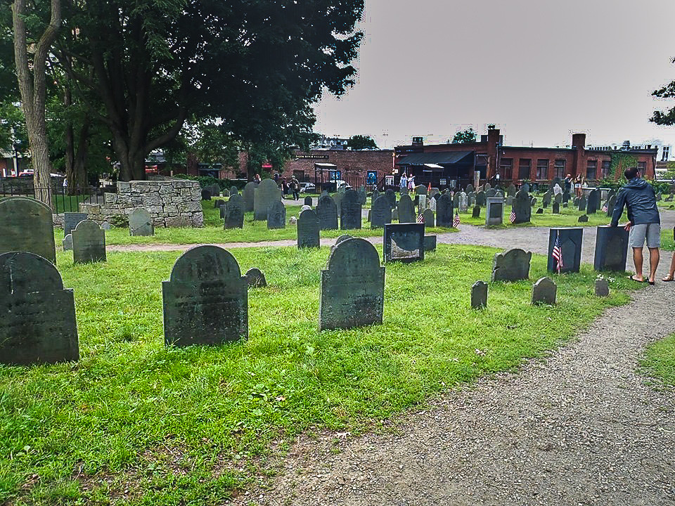 Old Burial Point Cemetery