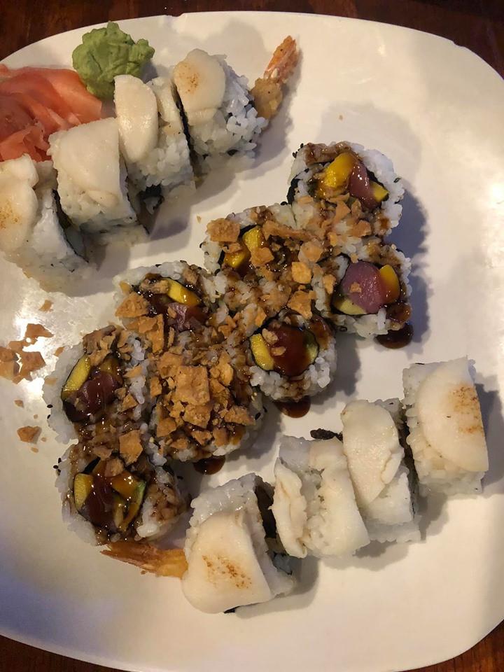 Scuttlebutts Sushi in Corpus Christi