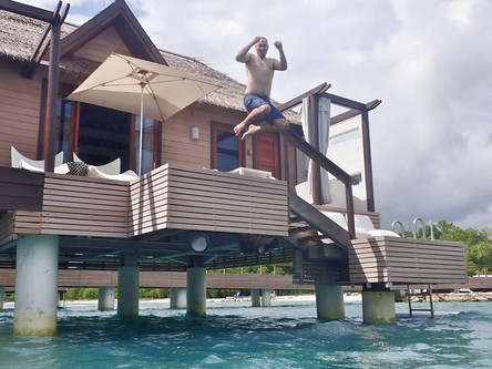 Jamaica Over-Water-Bungalows