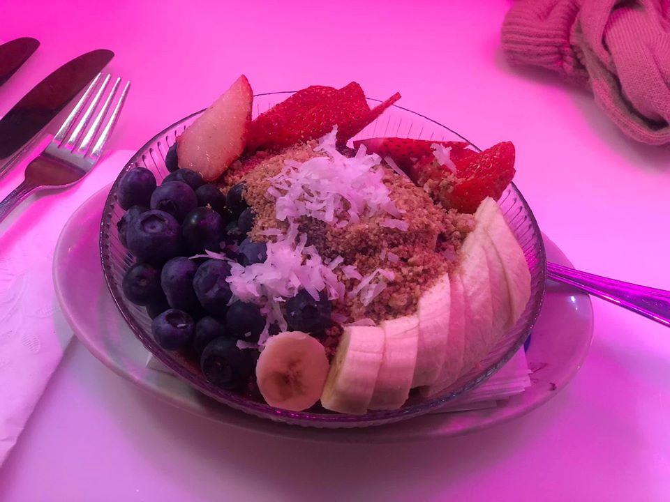 Ellen's Stardust Diner Breakfast