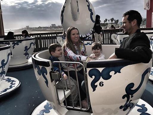 Galveston, Texas with kids