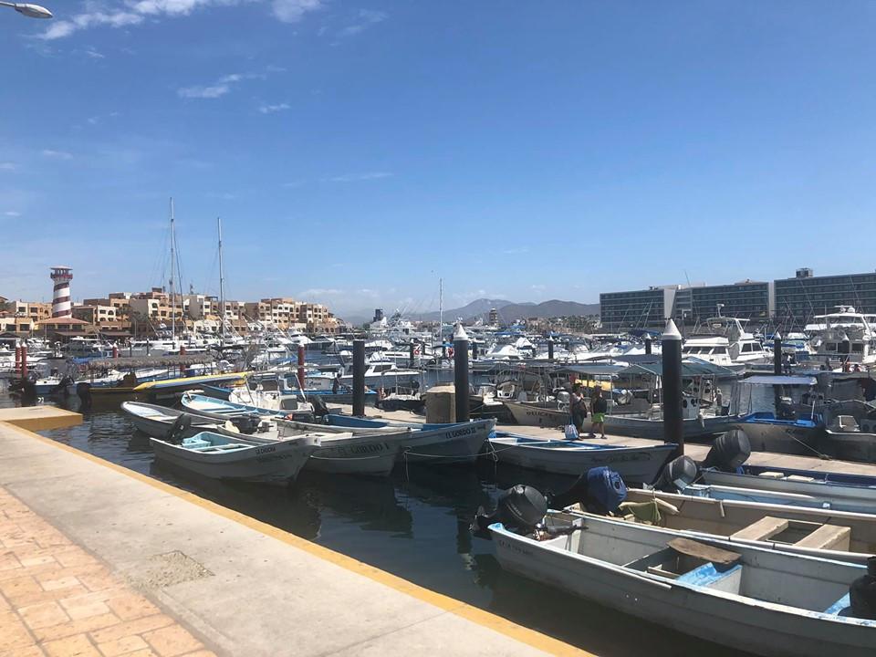 La Marina Cabo San Lucas BCS.
