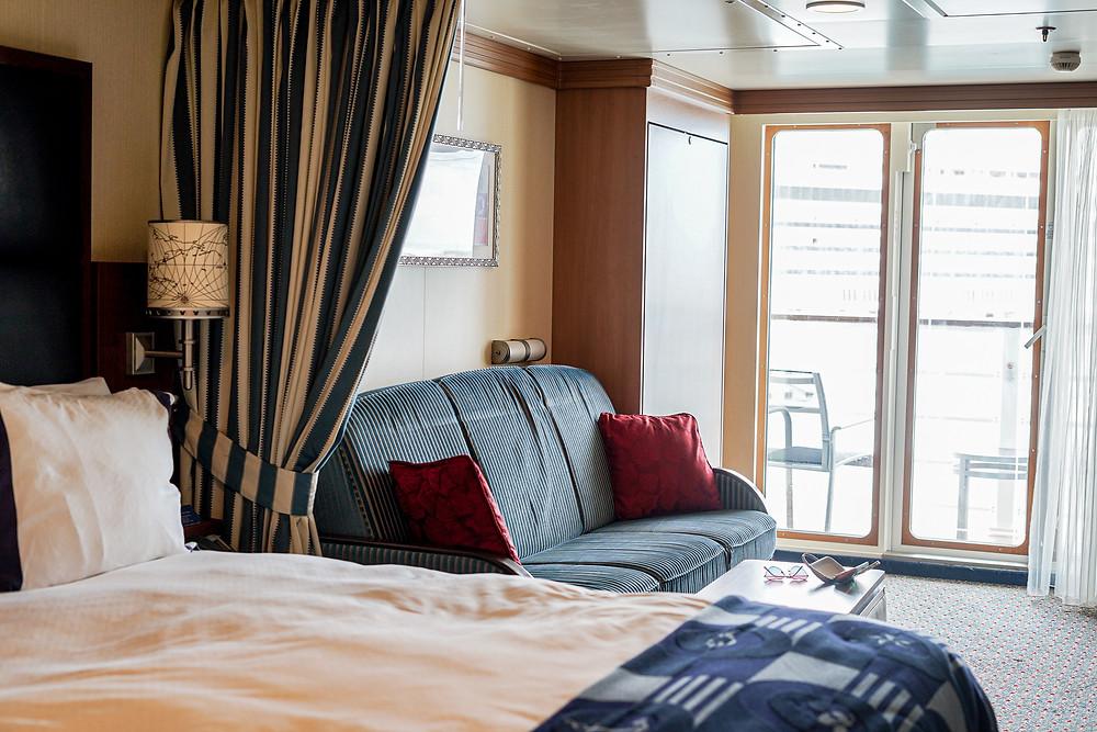 Room on Disney Cruise