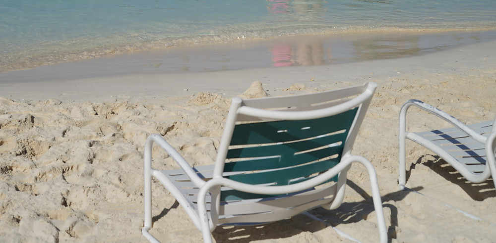 Lounge Chairs at Castaway Cay