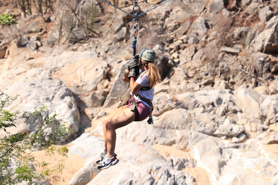 Cabo Adventures Zip Line Outdoor Adventure