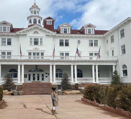 Stay at Stephen King's The Shining Hotel - Also known as the Stanley Hotel