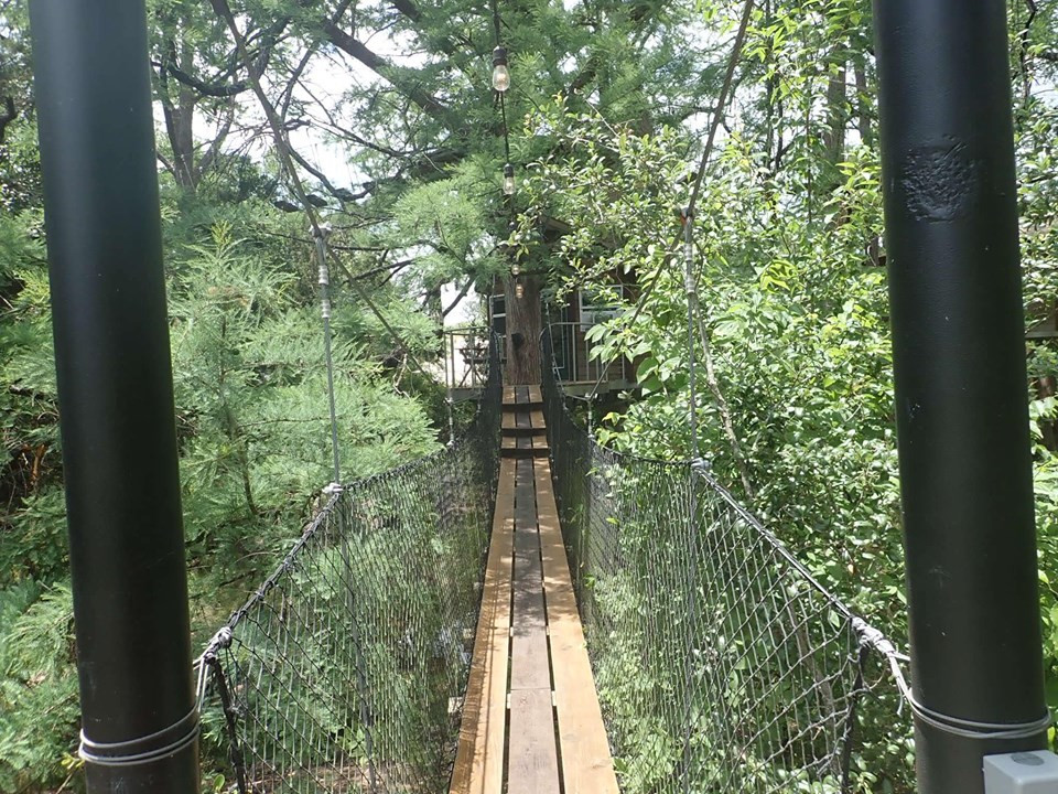 Cypress Valley Canopy Tour in Austin, Texas