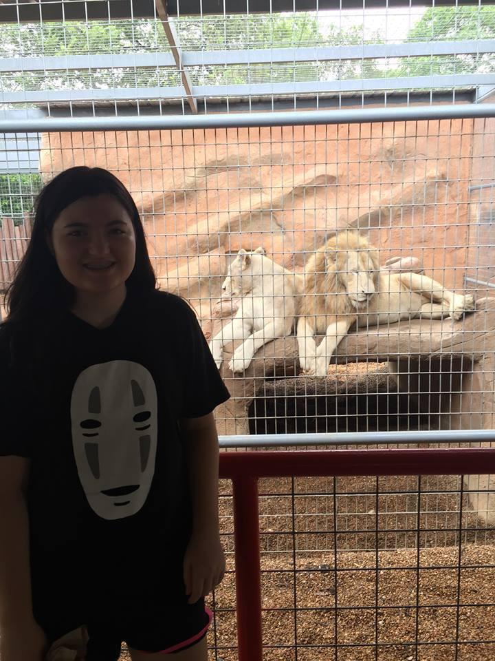 lions at Animal World & Snake Farm
