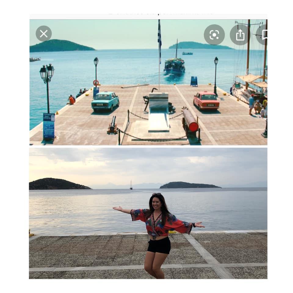 Mamma Mia Skiathos Island in Greece