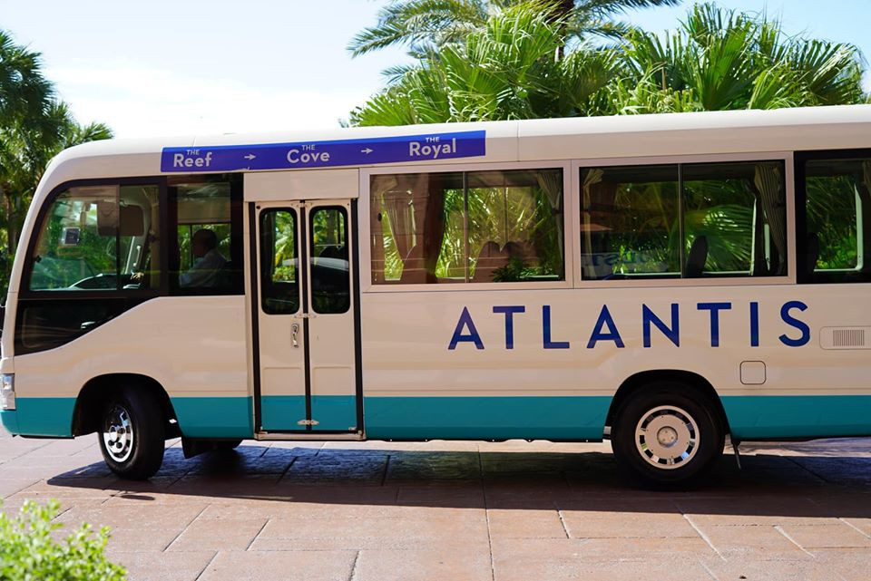 Atlantis Bahamas Shuttle