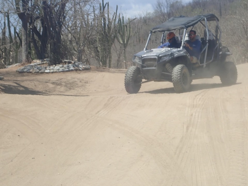 ATV Cabo Adventures Zip Line Outdoor Adventure