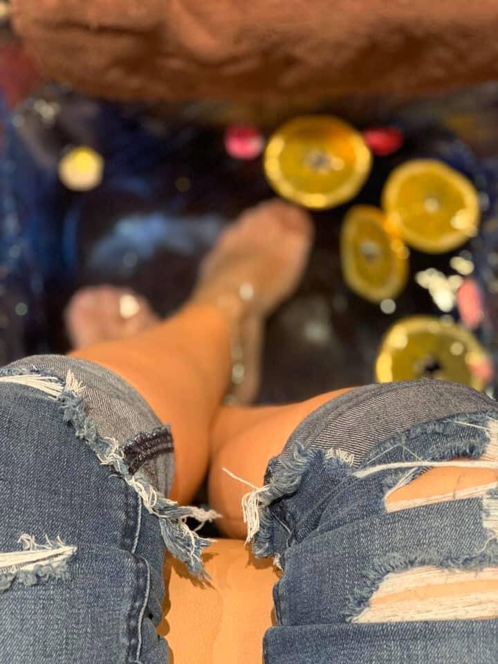 Pedicure Girls Weekend Getaway