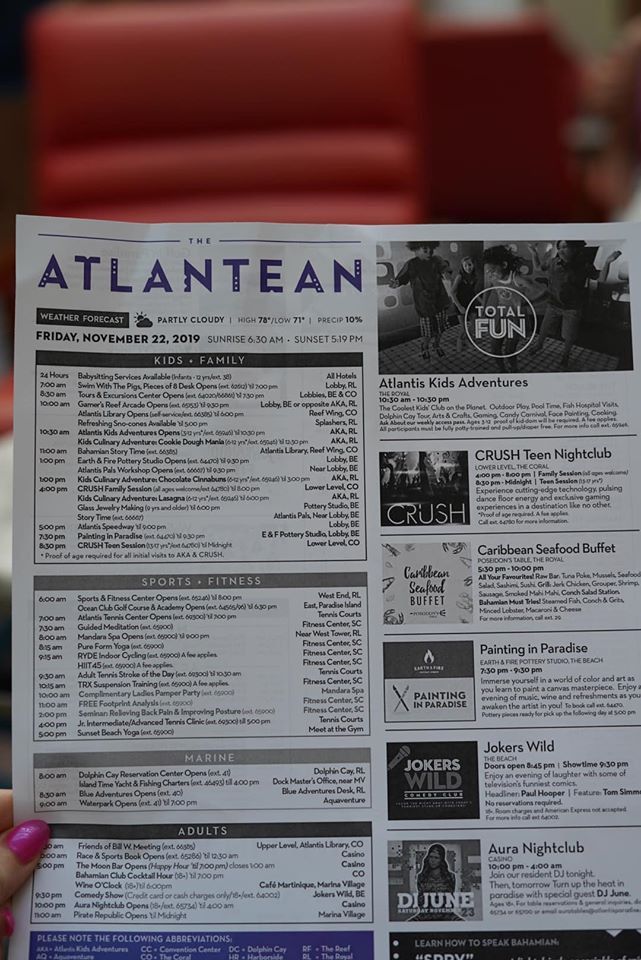 The Atlantean- Atlantis Activities Sheet