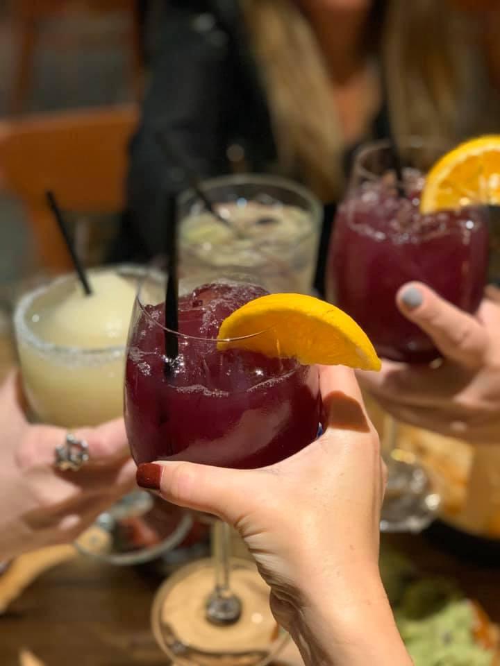 Drinks Escalante's Fine Tex-Mex & Tequila, Woodlands, TX