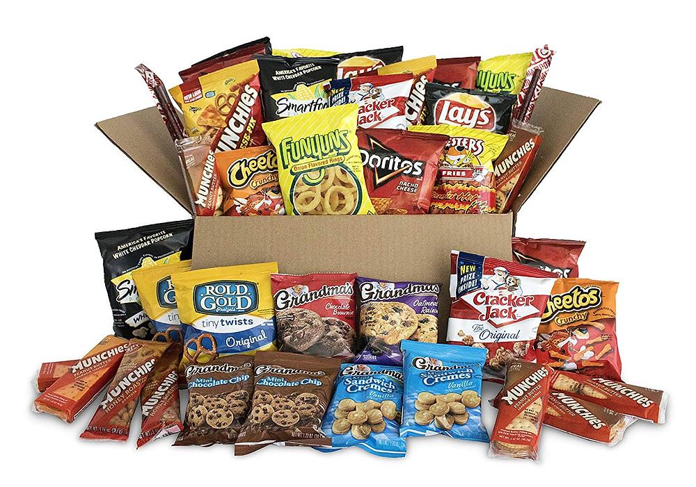 snacks sent to disneyland