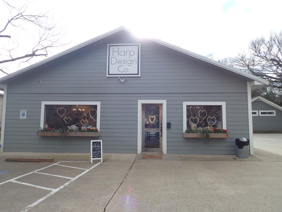 Harp Design Company in Waco, Texas