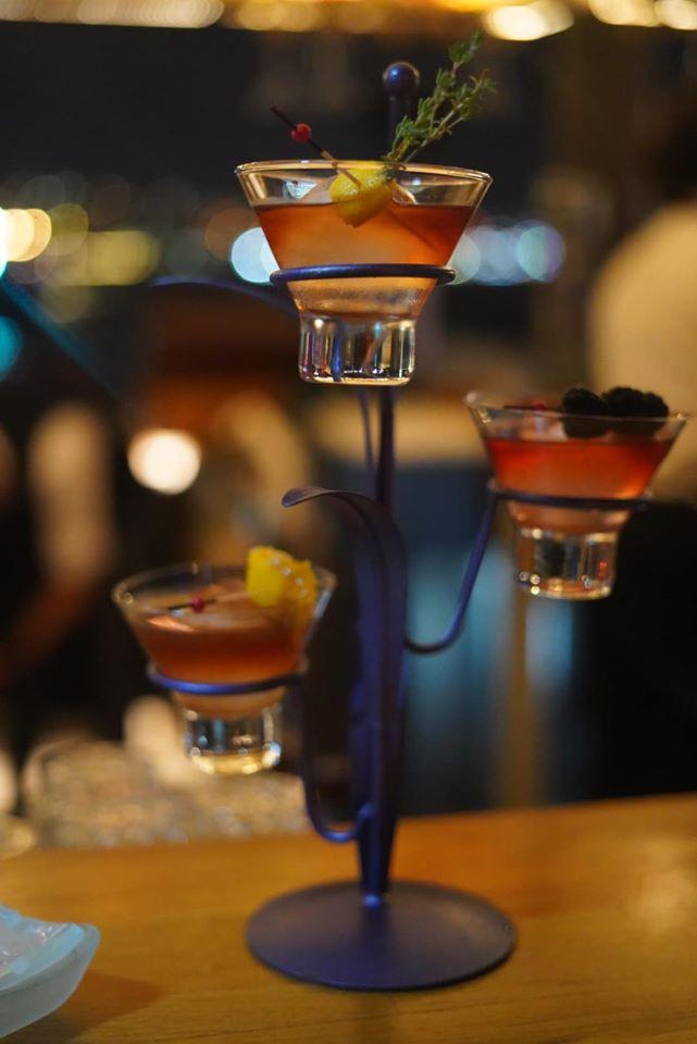 Drinks at Four Season Istanbul