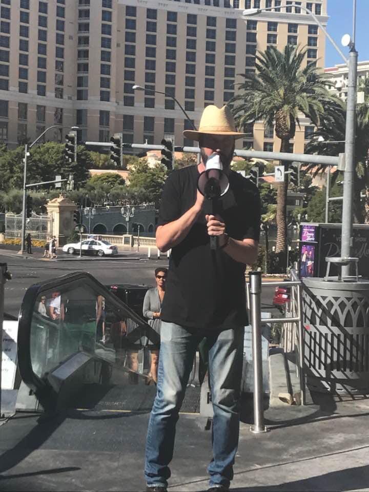 Tom Green in Las Vegas