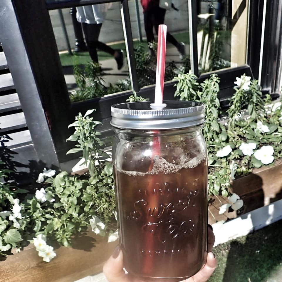 Tea at Magnolia Market