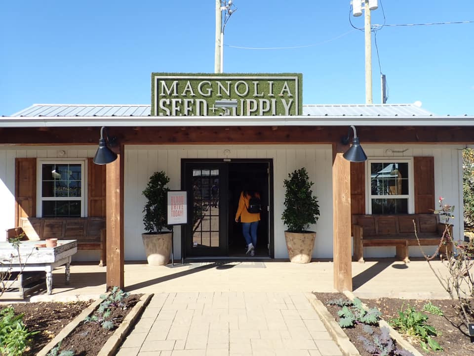 Magnolia Seed and Supply at Magnolia Market