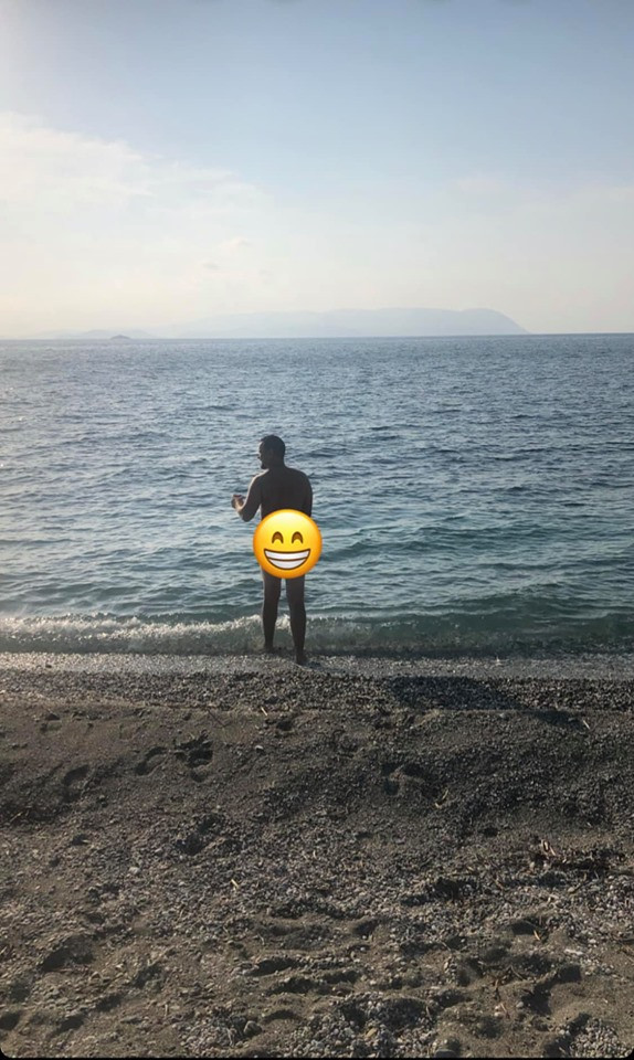 Armenopeta Beach in Skopelos Island